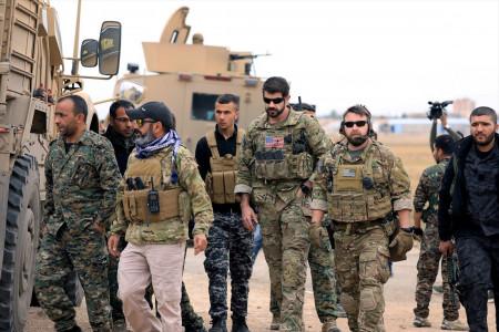منطقه خانطومان سوریه آزاد شد
