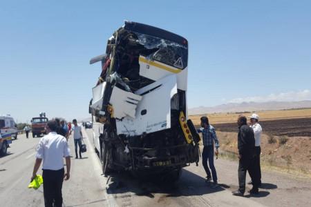 آخرین جزئیات تصادف زنجیرهای آزادراه قزوین به زنجان
