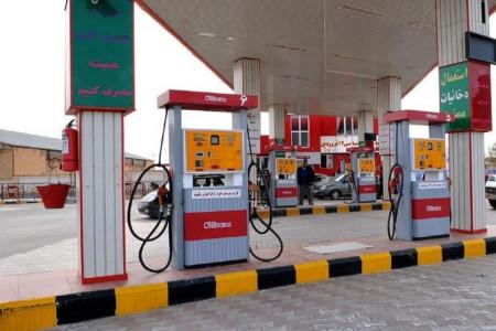پمپ بنزینها تعطیل نمیشوند