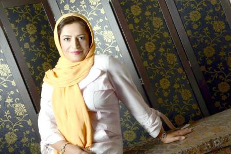 مروری بر زندگی ساناز سماواتی همسر هومن حسین نژاد