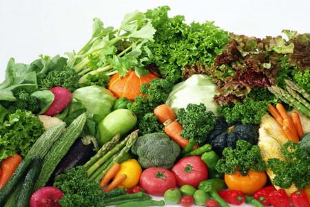 معرفی میزان کالری انواع سبزیجات