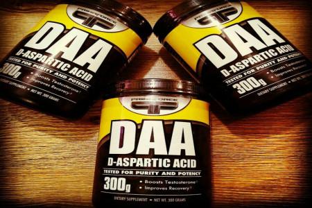 آشنایی با مکمل D-ASPARTIC ACID