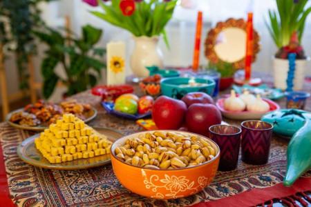 معرفی خوراکی های جدید و متنوع برای پذیرایی در عید نوروز