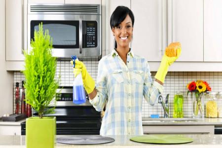 روش های ساده برای تمیز کردن وسایل برقی خانه