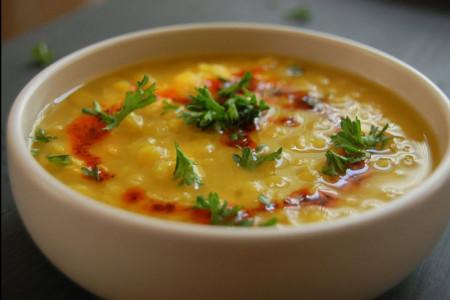 روش پخت سوپ گیاهی بهاری خوشمزه و مقوی
