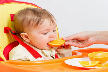 با خواص حیرت انگیز پرتقال برای کودکان آشنا شوید