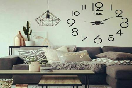 25 مدل ساعت دیواری سه بعدی با طراحی شیک و فوق العاده