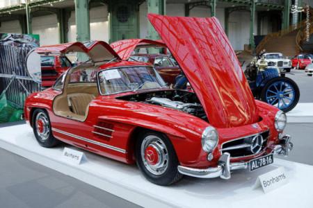 کلکسیون فوق العاده جذاب و دیدنی از ماشین های لوکس قدیمی