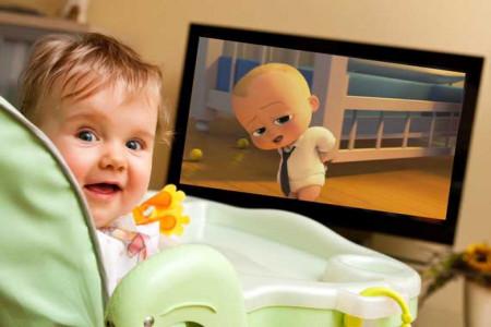 آیا تماشای تلویزیون برای نوزادان مضر است ؟