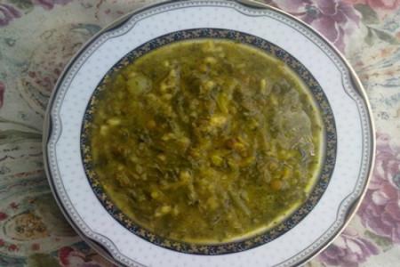 طرز تهیه آش پرشکه غذای محلی و خوشمزه لرستان
