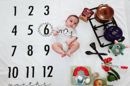 توانایی های باور نکردنی نوزادان در شش ماهگی