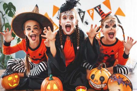 جدیدترین مدل های لباس کودک برای جشن هالووین