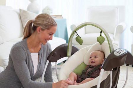 بررسی مزایای گهواره برقی برای نوزاد