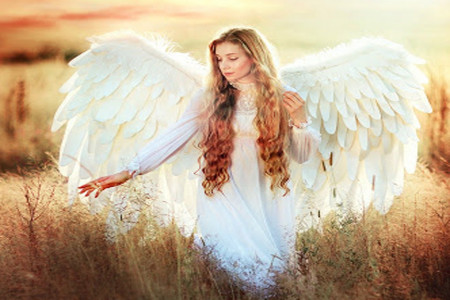 25 عکس فانتزی و تخیلی فرشته بالدار برای پروفایل و اینستاگرام