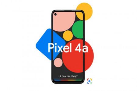 گوشی پیکسل Pixel 4a گوگل سری میان رده 2020 با قیمت 349 دلار معرفی شد