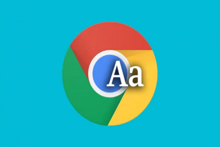 آموزش زوم و بزرگنمایی متن در مرورگر گوگل کروم