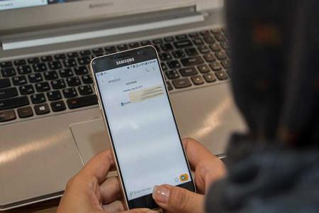 فریب پیامک جعلی توقیف خودرو را نخورید