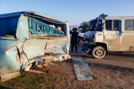 تصادف زنجیره ای در خوزستان با 30 مصدوم