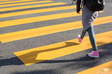عابر پیاده در چه تصادفاتی مقصر شناخته می شود؟
