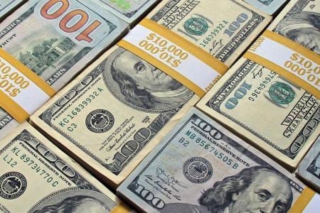 دلار ۱۹هزار تومانی در تابلوی صرافیها