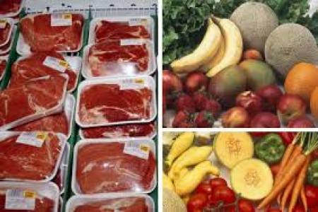 جدیدترین قیمت گوشت، میوه و تره بار در میادین