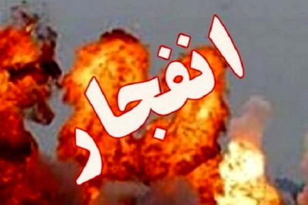 صدای مهیب انفجار در نارمک