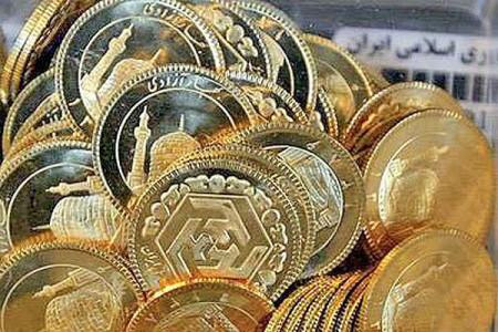 سکه در کانال افزایشی