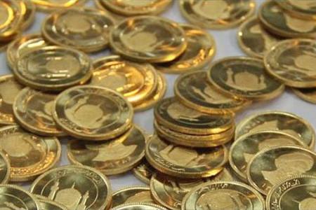 سکه ۲۵۰هزار تومان ارزان شد