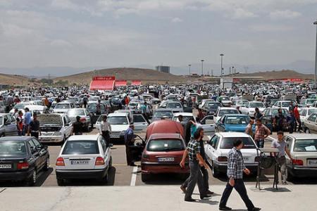 رکود بازار خودرو در شب عید