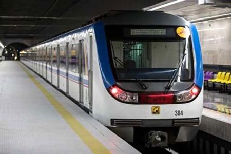 مترو تهران پس فردا رایگان است