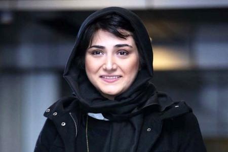 ماسک متفاوت باران کوثری در جشنواره فیلم فجر