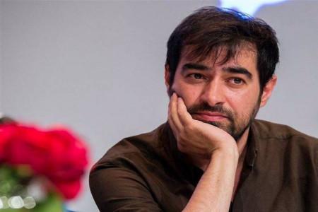 ماسک زننده شهاب حسینی+ عکس