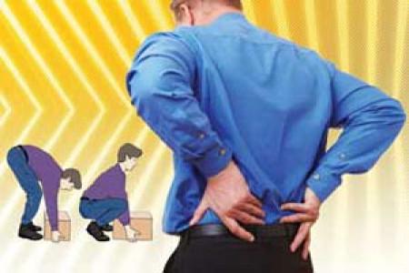 درمان غیردارویی برای کمردرد