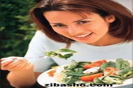 پیشنهادهای ساده متخصصان برای تغذیه سالم