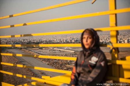 با دل و جرات ترین دختران ایرانی !