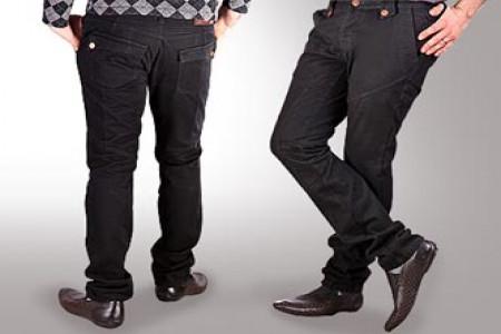 پوشیدن شلوار سیاه با کفش قهوه ای مناسب است؟
