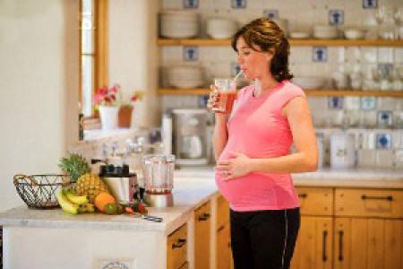 توصیه هایی برای تغذیه صحیح در دوران بارداری