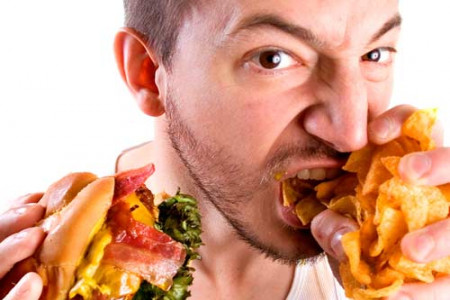 تست روانشناسی: آیا شما دچار پرخوری عصبی هستید ؟