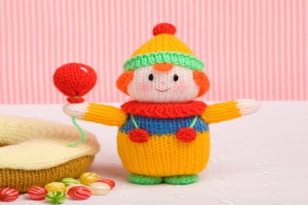 عروسک بافتنی - گروه نهم