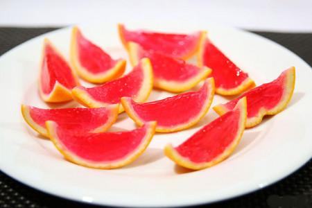 ژله پرتقالی بهترین خوراکی برای مهمانی های شما