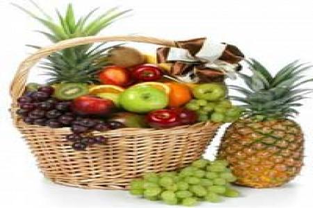 فواید میوه خوردن در کودکان