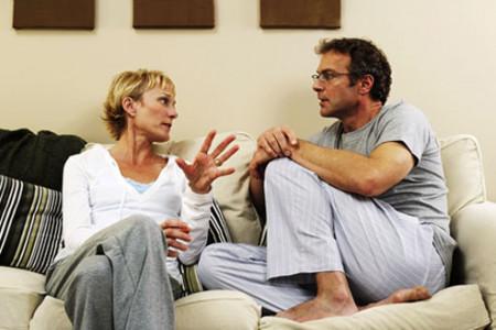 بهترین روش برای حرف زدن با همسر را یاد بگیرید
