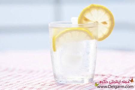 خواص آب گرم و لیمو