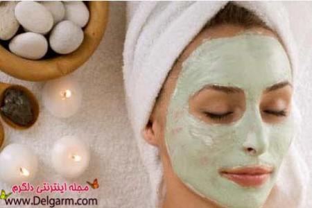 ماسک های طبیعی و زیباکننده پوست