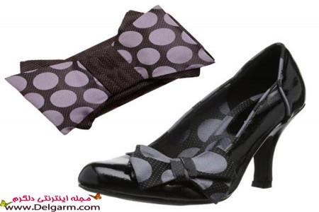 مدل کیف و کفش ست دخترانه جذاب