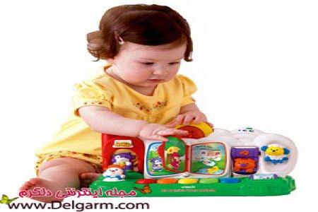 نقش اسباب بازی در کودکان و تربیت کودک