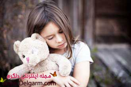 افسردگی در کودکان و نشانه های آن