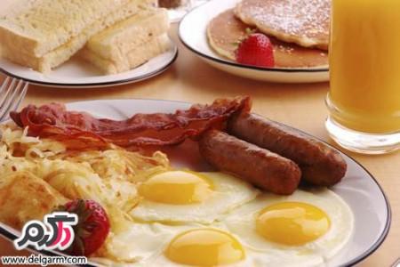 ویژگی های مهم یک صبحانه کامل و مقوی