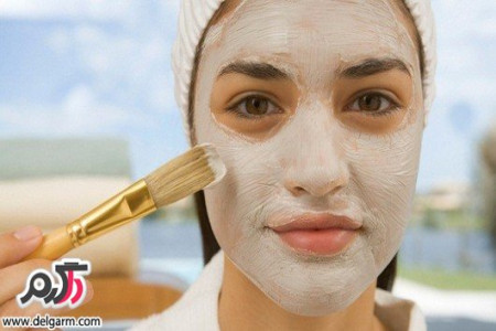 ماسک برای پوست چرب و مستعد آکنه