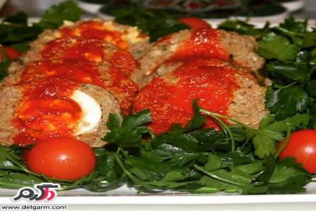 آموزش تهیه رولت گوشت خوشمزه در منزل